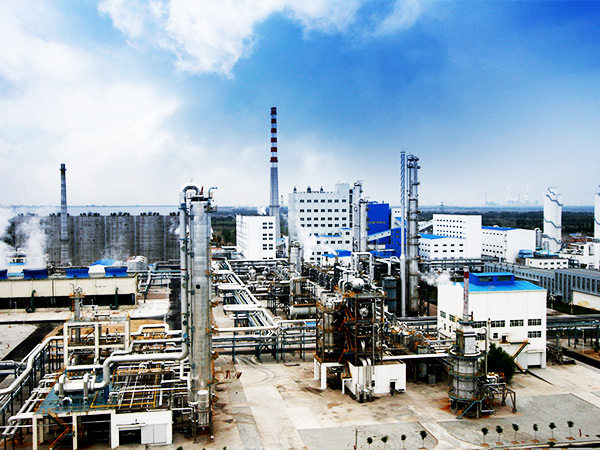 Coke oven gas liquefied natural gas project in Tangshan, Guye